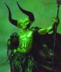 Setan Allah swt