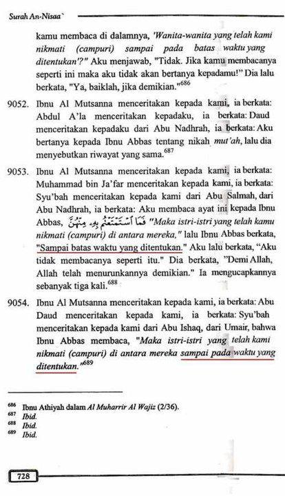 Ath-Thabari surat an-nisaa 24 (728)