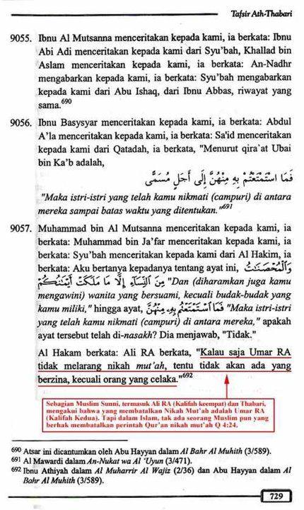 Ath-Thabari - surat an-nisaa 24 (729)