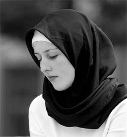 Muslimah Crying