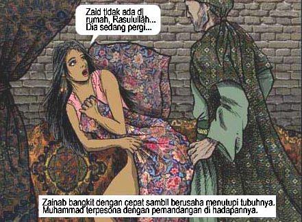 Skandal Zainab & Muhammad
