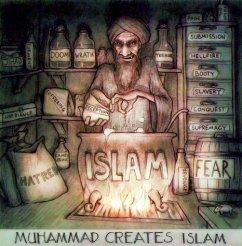 Muhammed creates islam