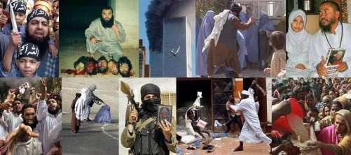 Islam dungu dan biadab dalam gambar